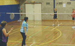 Thornburn Ladies Badminton Association